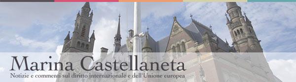 Marina Castellaneta - Feed Settimanale