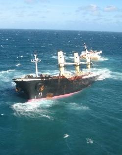 Photo sinking ship2